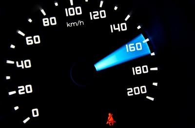 Pokuta za rychlost | Překročení nejvyšší povolené rychlosti