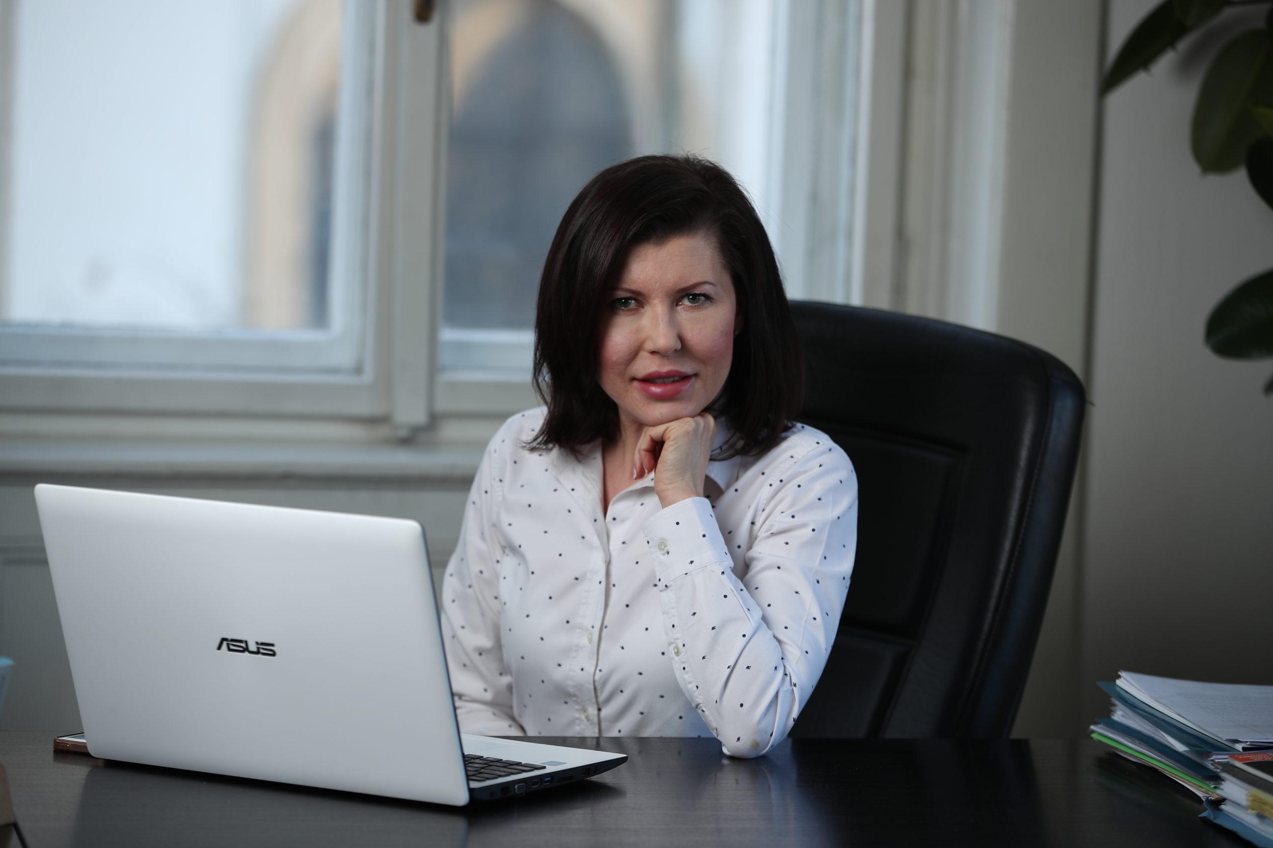 JUDr. Hana Rusá, LL.M., advokátní kancelář