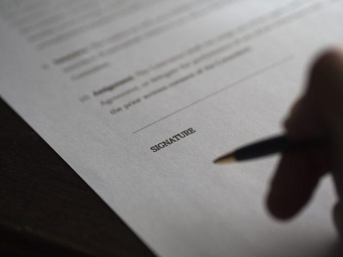 Dohoda o rozvázání pracovního poměru