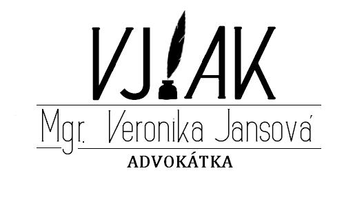 Mgr. Veronika Jansová, advokátka