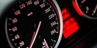 pokuta za rychlost