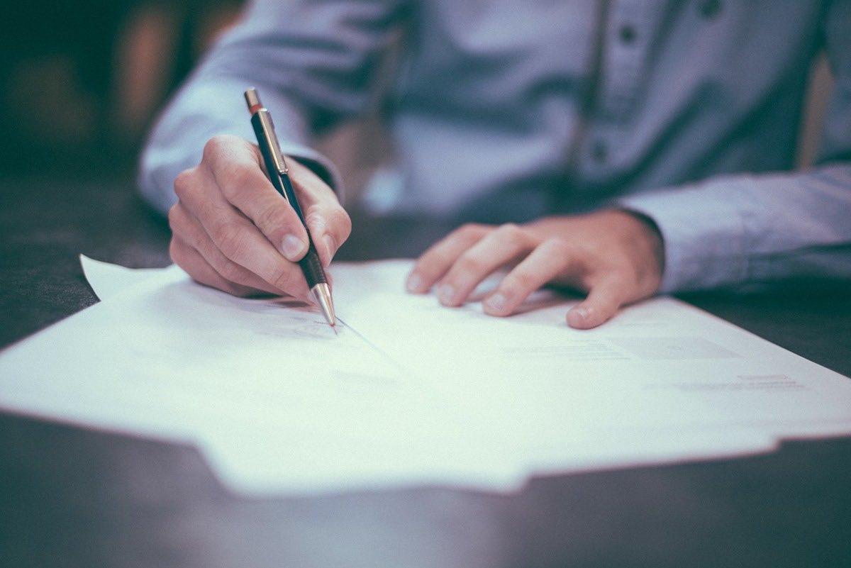 pracovní smlouva vzor