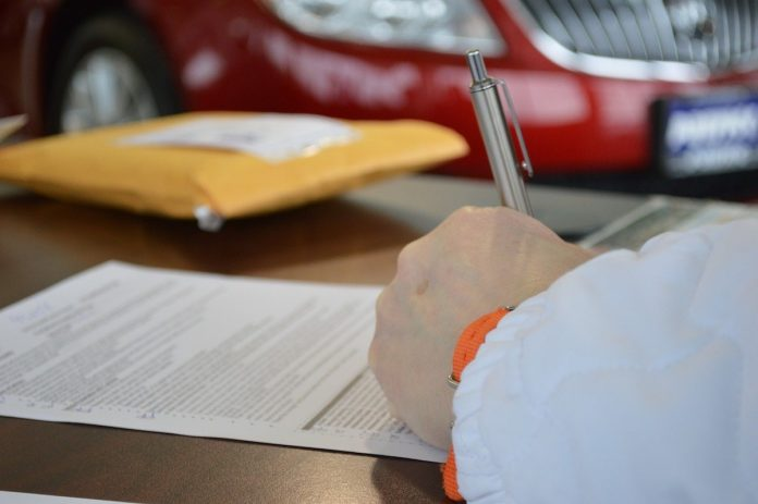 smlouva o obchodním zastoupení
