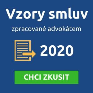 vzory smluv ke stažení 2020