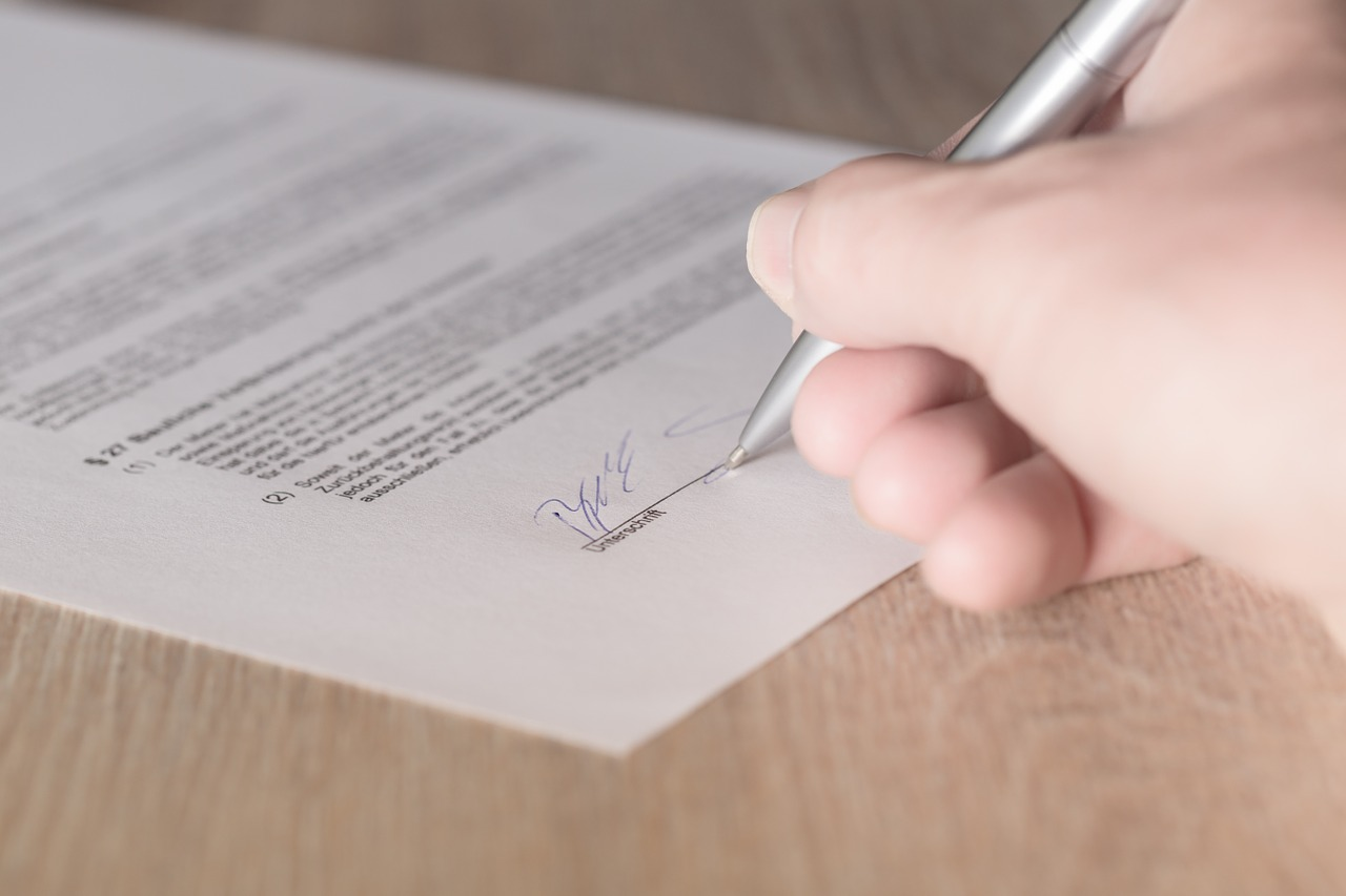 Vzory smluv od advokáta